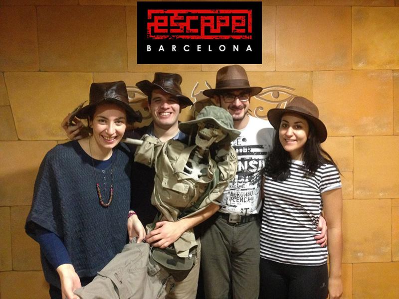 Escape Room La Maldicion Del Faraon